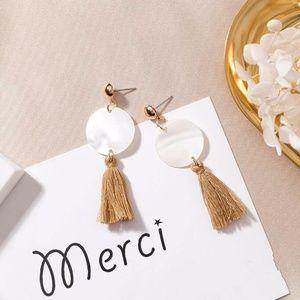 NEW KELLY Cute Tassel Handmade Earrings 14